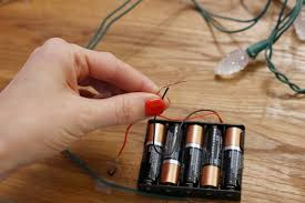 battery pack for lights decor