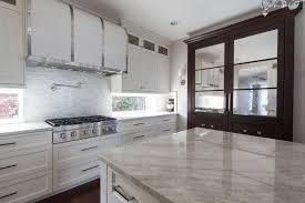Flush Inset Kitchen Cabinets Contemporary Kitchen With Crown Molding By Elliott Alvayor