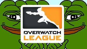Ban Hammer Meme - overwatch league lays the ban hammer on pepe memes