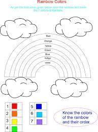 colors worksheets worksheets