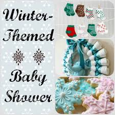 winter baby shower winter themed baby shower ideas family focus