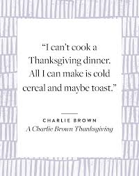 9 thanksgiving quotes about friends family and food purewow