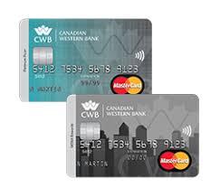 cwb credit cards