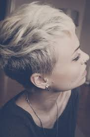 fades and shave hairstyle for women 20 best short haircuts short hairstyles 2017 2018 most popular