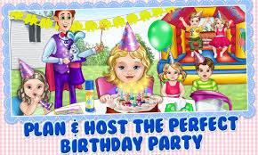 baby bday baby birthday party planner android apps on play