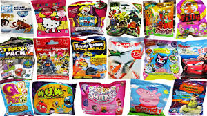 blind bags toys 18 blind bags lego angry birds wars moshi monsters