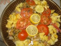 des recettes de cuisine algerien rougets au four cuisine algerienne bordjienne