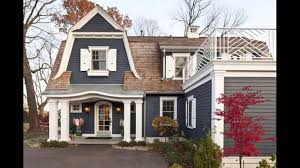 dark exterior house colors youtube