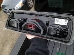 f150 third brake light how to fix a ford f 150 third brake light water leak