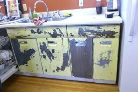 vintage metal kitchen cabinets old white metal kitchen cabinets snaphaven com