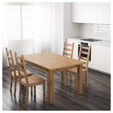 ikea table dining stornäs extendable table antique stain 147 204x95 cm ikea