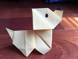 easy paper folding project for kids how to make an origami paper