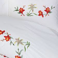 orchids luxury bedding italian bed linens schweitzer linen