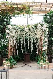 wedding arch greenery 33 boho wedding arches altars and backdrops to rock crazyforus