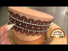 elsa crown cake how to make modeling chocolate white by