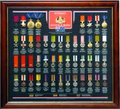 decorations and caign medals australia