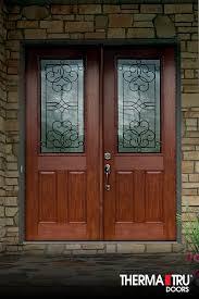 Fiberglass Exterior Doors With Glass 9 Best Southwest Home Styles Images On Pinterest Fiberglass
