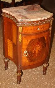 Antique Marble Top Nightstand Antique Stands End Tables
