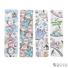 dr seuss wrapping paper your own dr seuss bookmarks