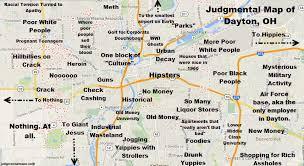 dayton map judgmental maps dayton oh by gray copr 2014