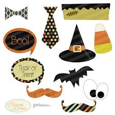 halloween digital photo props diy printable witch hat