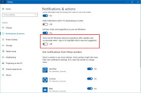 Showing Desk Web Edition How To Stop Windows 10 From Showing The Welcome Screen After