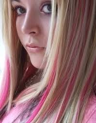 pink hair extensions jacqui s