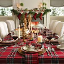 Christmas Dining Room Decorations - masculine dining room excellent christmas dinner table decorations