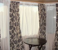 curtains modern kitchen 3d render modern sheer curtains