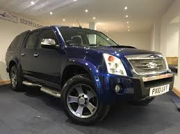 used isuzu cars for sale motors co uk