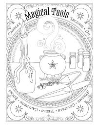 book shadows coloring pages coloring