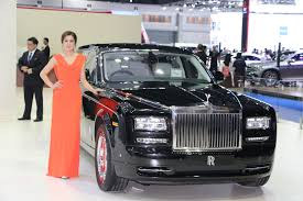 roll royce thailand bims 2016 bangkok international motorshow 2016 officially
