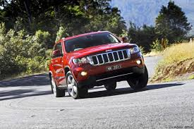 2011 jeep grand cherokee crd in australia mid year photos 1 of 3