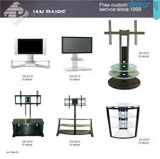 Tempered Glass Tv Standplasma Tv Tablelcd Tv Stand Ok - Corner cabinets for plasma tv