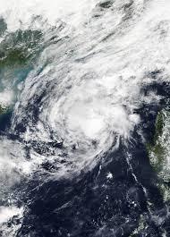 Tropical Storm Haikui