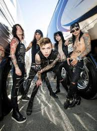 black veil black veil brides added to growing list of featured bands for vans