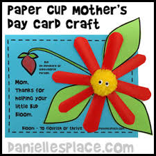 Paper Craft Designs For Kids - mother u0027s day crafts that kids can make