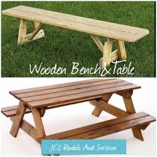 bench rentals jcl rentals and services home