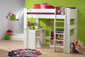 White High Sleeper Bed Frame Popsicle High Bed Frame Shop At Harvey Norman Ireland