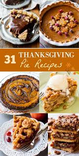 31 thanksgiving pie recipes sallys baking addiction