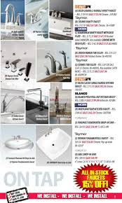 Moen Boutique Kitchen Faucet by J U0026h Builder U0027s Warehouse Flyer January 11 To 31