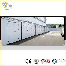 factory price container house cheap porta cabin caravans prefab