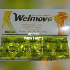 Obat Welmove welmove vitamin fungsi persendian surabaya jualo