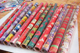 where the things are wrapping paper this seller has big rolls of christmas wrapping paper pretty