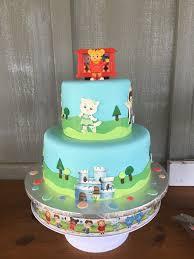 daniel tiger cake the of mrs martinez grant s 2nd birthday daniel tiger theme