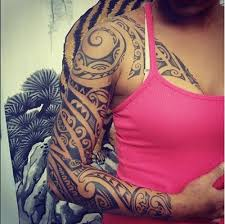 52 best polynesian designs with meanings shark tooth