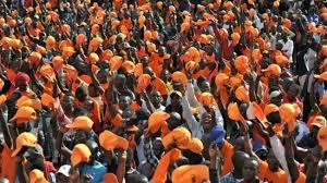 ouverture des bureaux de vote l opposition boycotte le scrutin kenya ouverture des bureaux de