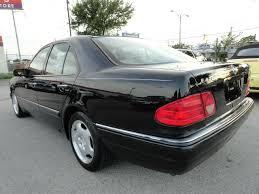 1997 mercedes e class e420 1997 mercedes e class e420 4dr sedan in dallas tx