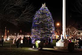 milford ct tree lighting 2017 christmas trees light up region connecticut post