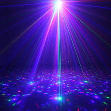 new suny 12 patterns rgb remote laser stage lighting effect dj